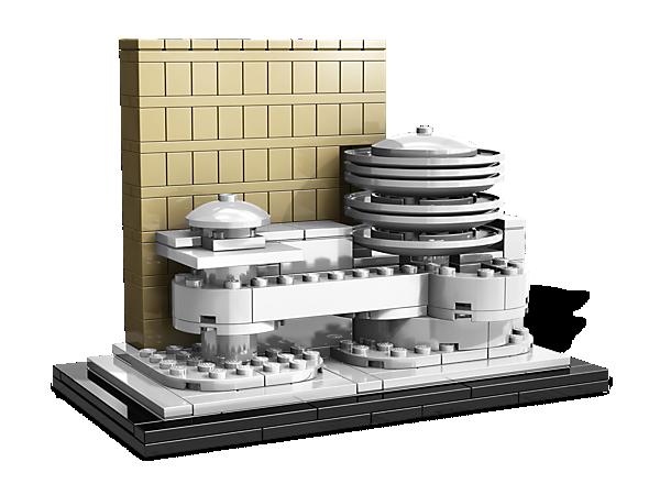 I WANT!!! - LEGO Architecture, Solomon R. Guggenheim Museum®
