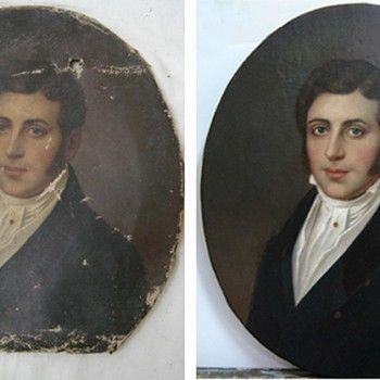 restauro, pintura