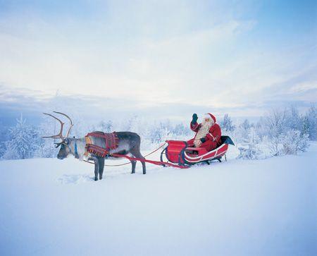 Joulu Lapissa Matkat