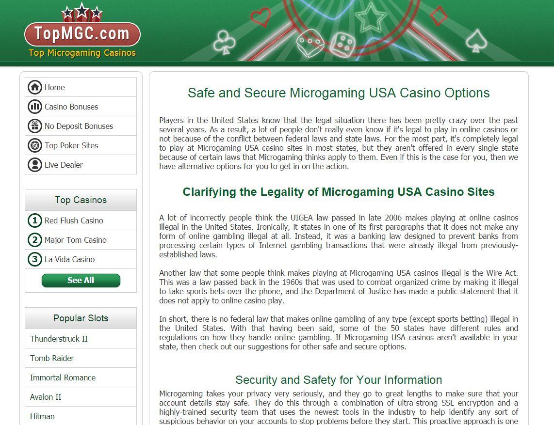 die besten online casinos manipulierte