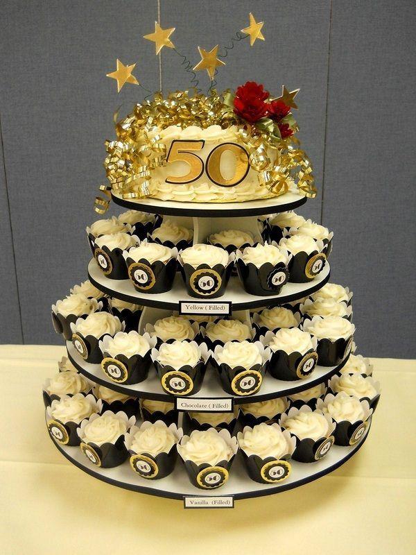Cupcake Towers einfach göttliche Süßigkeiten aus Ohio   50 ...