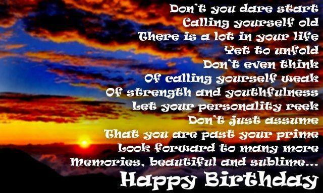 50th Birthday Quotes