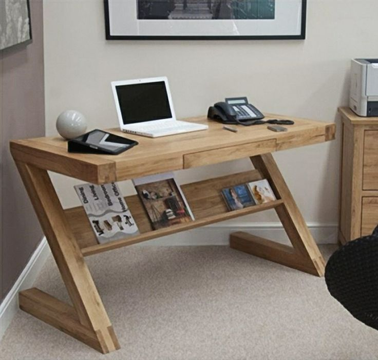 Cassia Z Computer TableMudra   Study & Laptop Tables by Pepperfry Product. #officefurniture