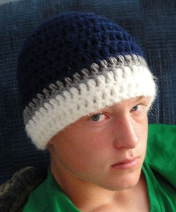 Fast and Easy Rockin Beanie PDF Crochet Pattern FREE! Look for me on ...