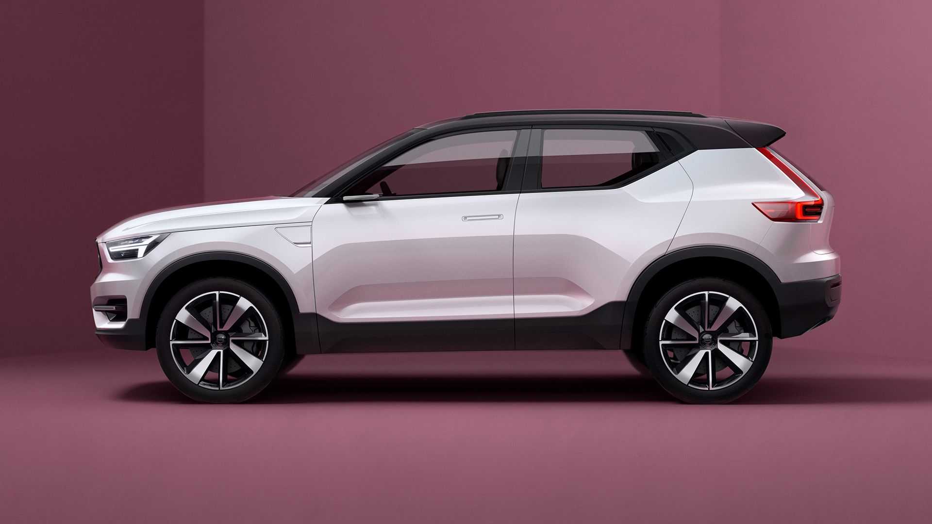2018 Volvo Xc40 To Be Breakthrough Vehicle For Brand Volvo Xc90