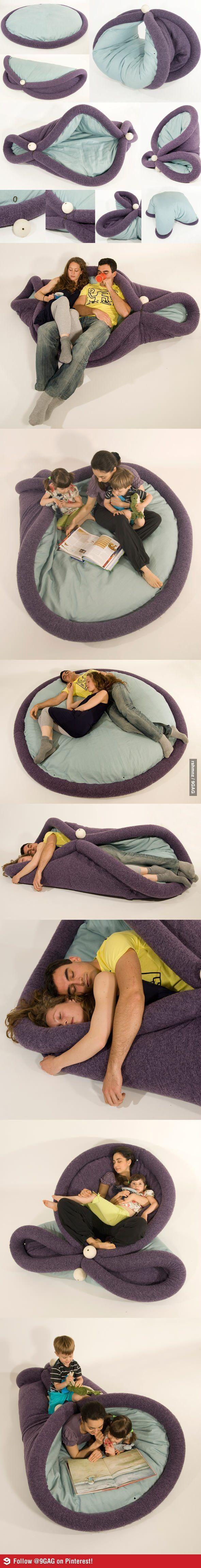 MUST HAVE: Original Carpet Pillow