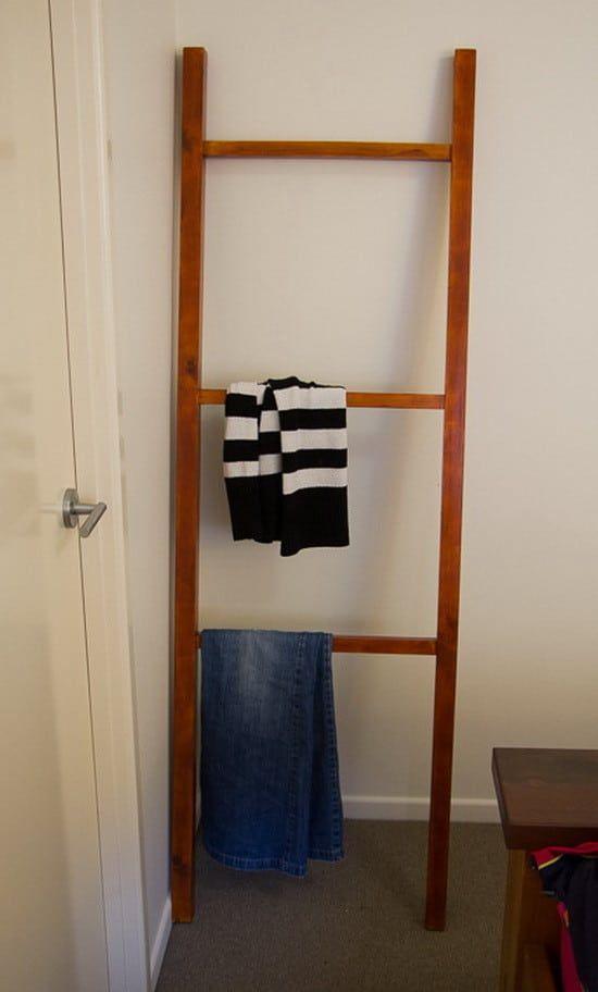 Clothing Ladder Rack