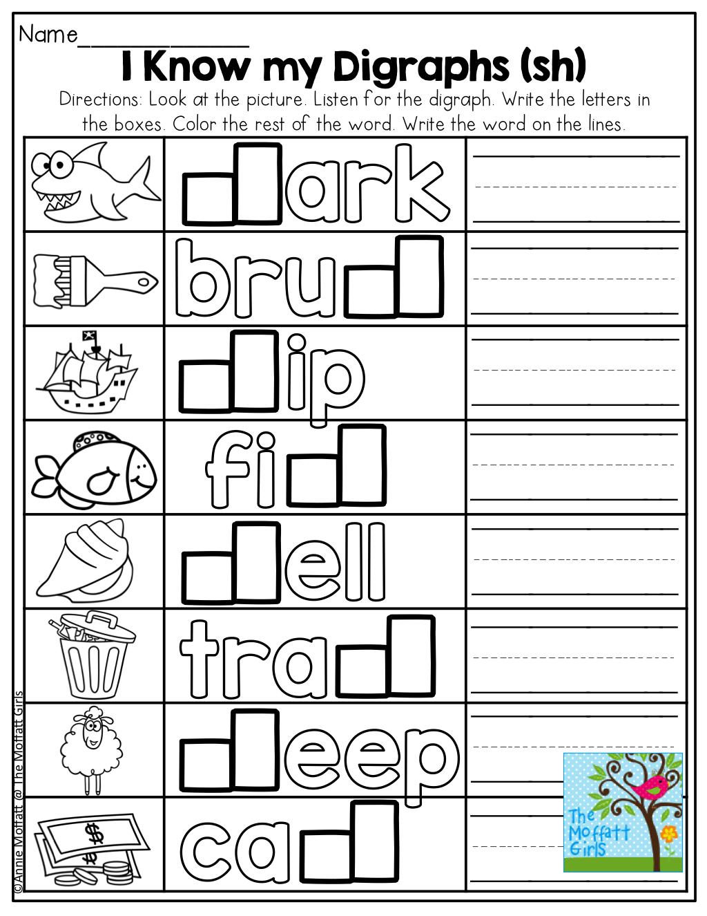 May NO PREP Packet (Kindergarten) | Word Work | Pinterest | Help ...