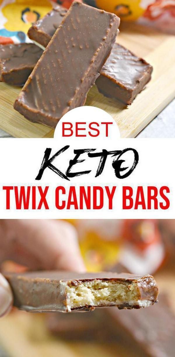 Keto Candy! BEST Low Carb Keto Twix Candy Bars Idea – Quick & Easy Chocolate Caramel Ketogeni...