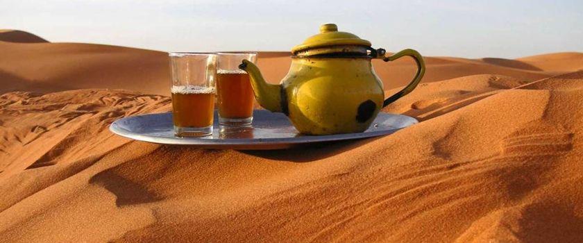 tea in the Sahara