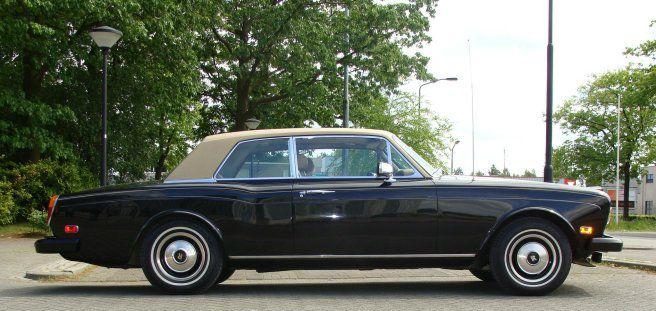1976 Rolls-Royce Corniche Drophead Coupe  (chassis CRE23056)