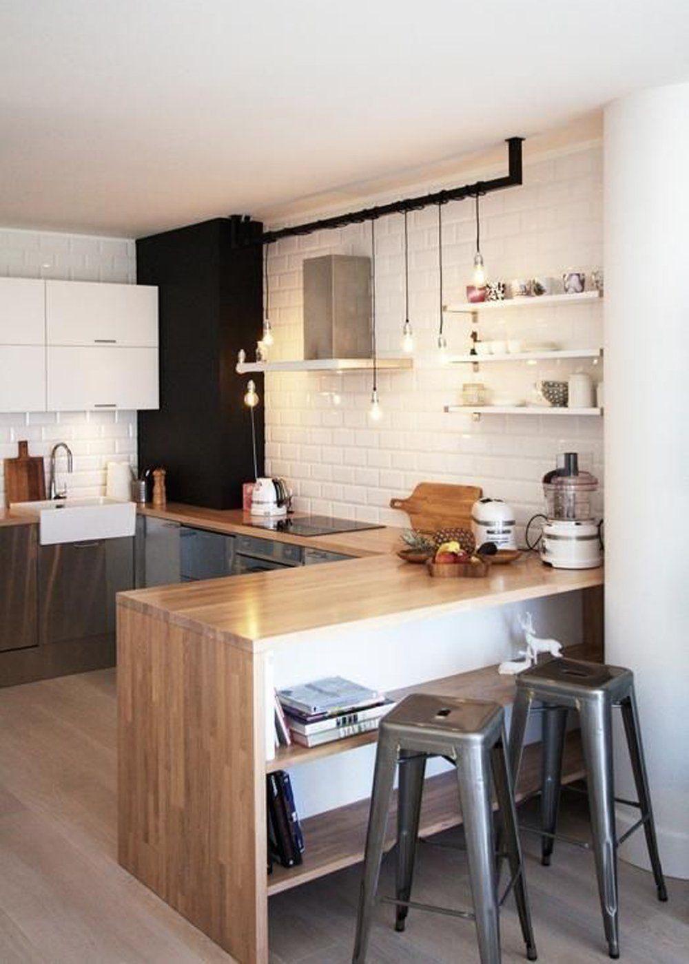 Inspiration Cuisine En U u keuken met bar - google search | cuisine moderne, cuisines