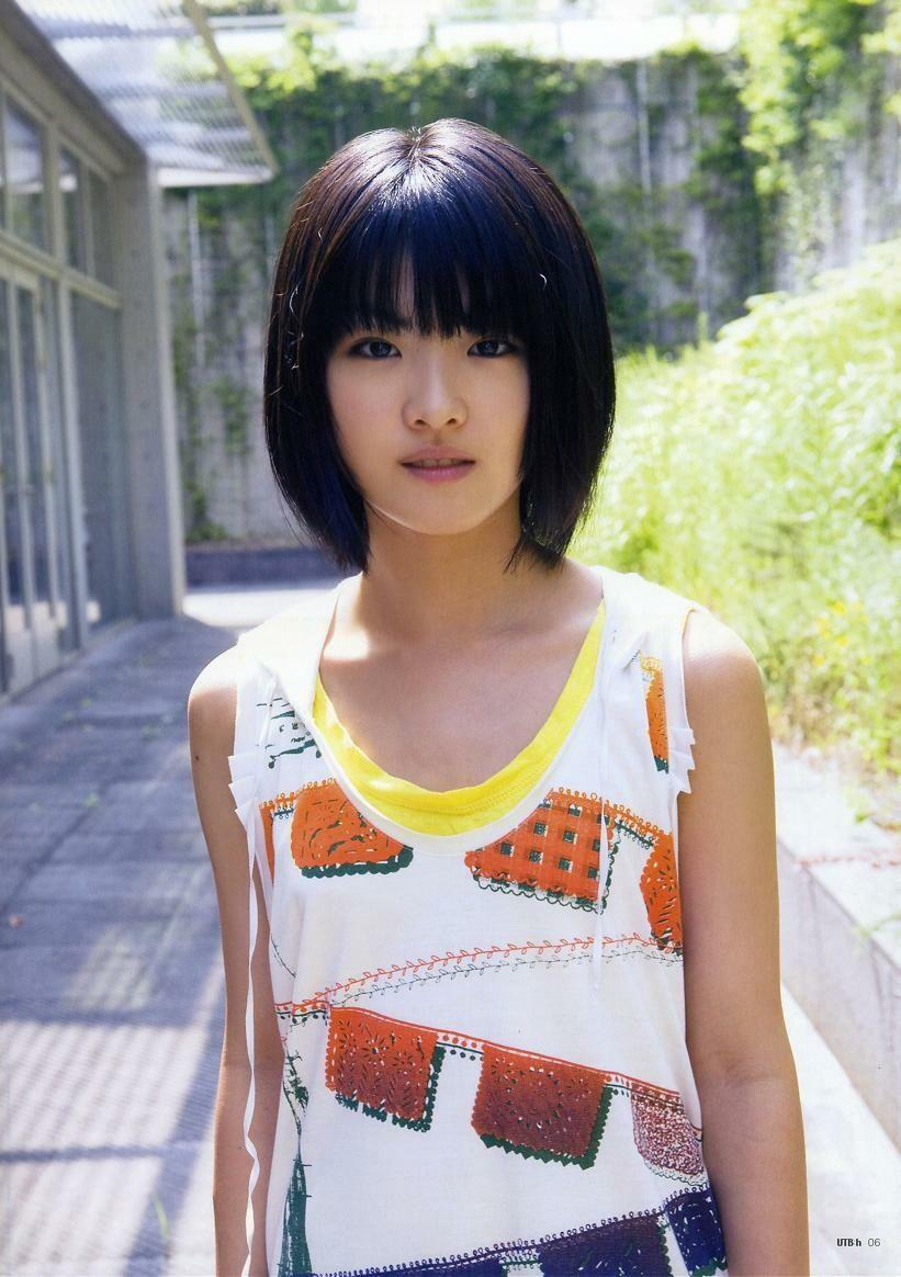 洋服が素敵な福田麻由子さん