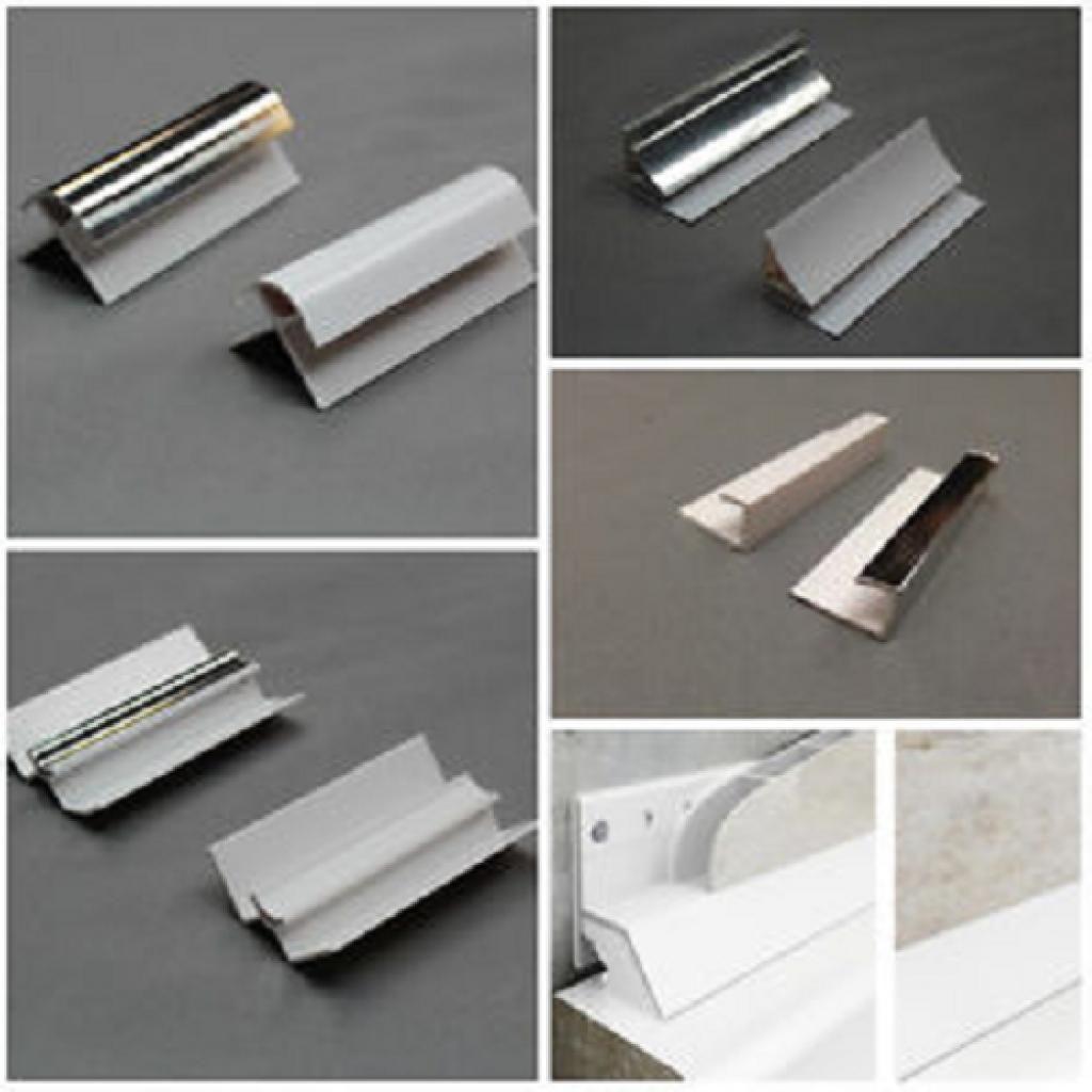 Aqua 1000 Chrome Bathroom Wall Cladding Trims   Bathroom Wall Cladding, Wall Cladding, Bathroom Wall Panels