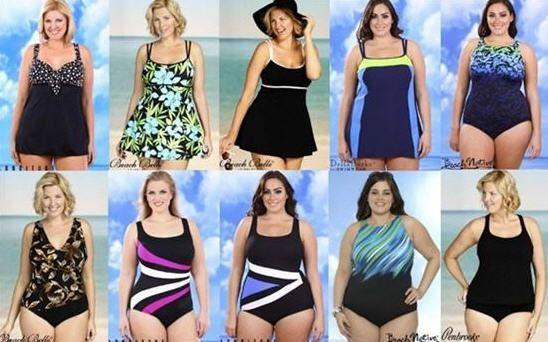 450029740e7 plus size swimsuits that hide your belly