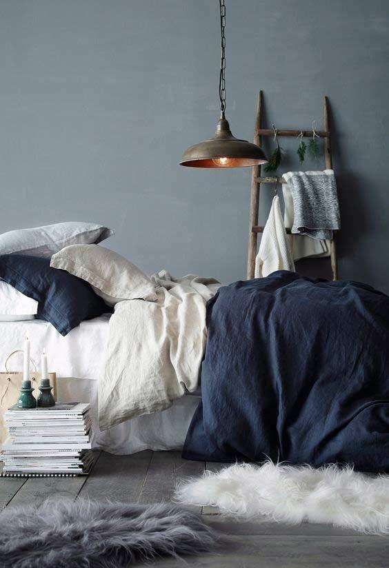 Photo of Camera da letto blu: guida per decorare questa stanza con il colore – Nuovi stili di decorazione
