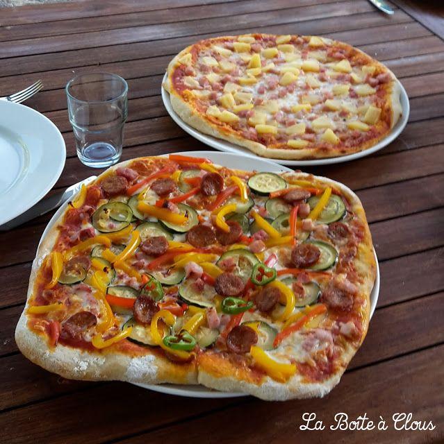 La boîte à clous: La pâte à pizza