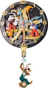 Telemania Disney S Clock Cleaners Animated Talking Wall