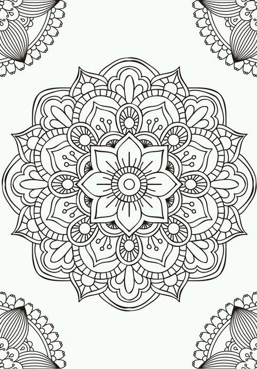 coloring for adults kleuren voor volwassenen - Colouring Pages For Adults Online Free