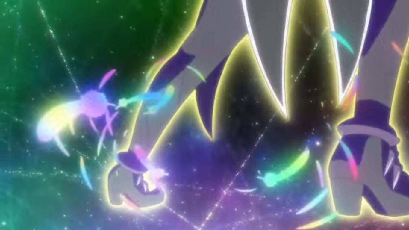 Magical Girl Lyrical Nanoha 6- Transformació fragmentada + plomes