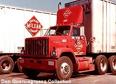 David Faust S Mclean Trucking Company Collection Trucks Freight
