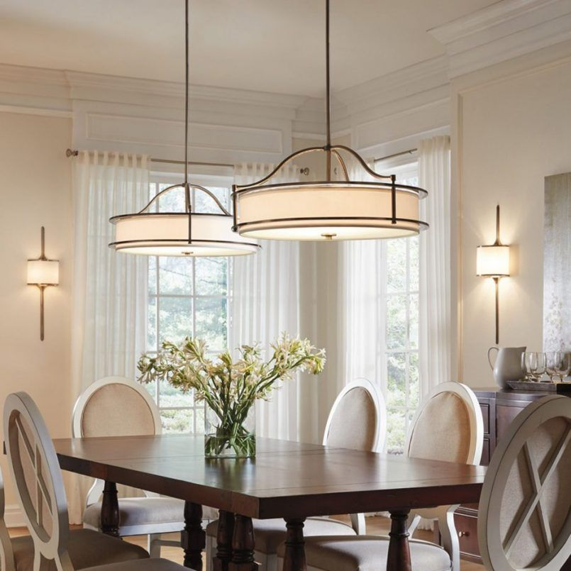 14+ Great Dining Room Ceiling Lighting Ideas in 2020 ...