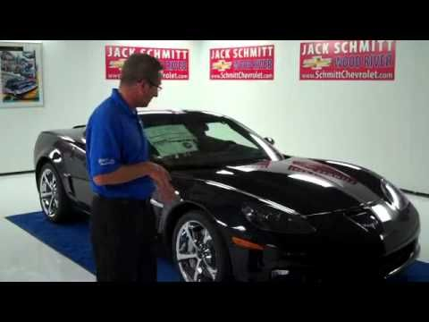 2013 Corvette Grand Sport Coupe In Night Race Blue Metallic From Jack  Schmitt Chevrolet Wood River.