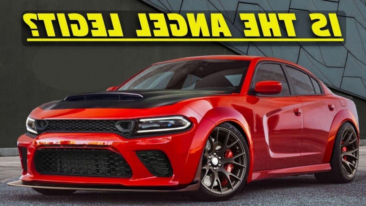 7 Image Dodge Angel 2020 Dodge Charger Models Dodge Concept Cars