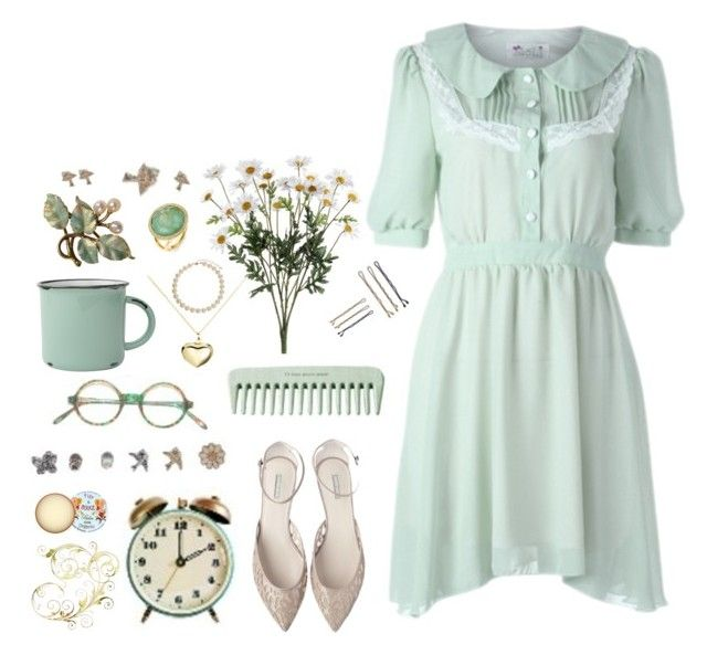 """""""Darling Dearest"""" by emdarcy ❤ liked on Polyvore featuring canvas, Figs & Rouge, Argento Vivo and Ippolita"""