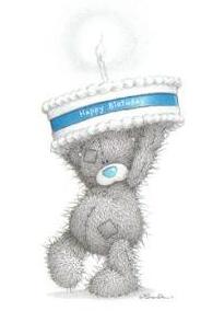 Happy Birthday Tjn Happy Birthday Teddy Bear Cute