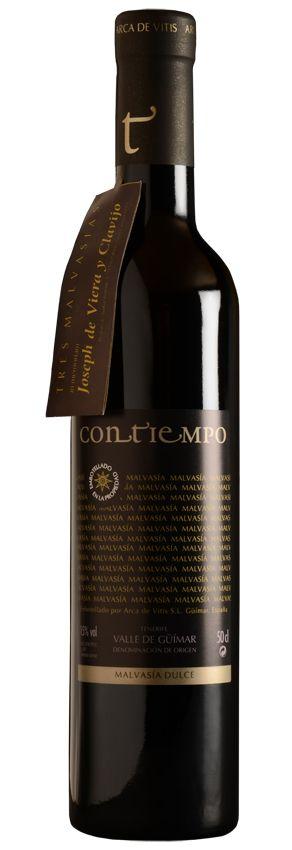 Vino Contiempo Malvasia Dulce Vinos Degustaciones Y Dulces