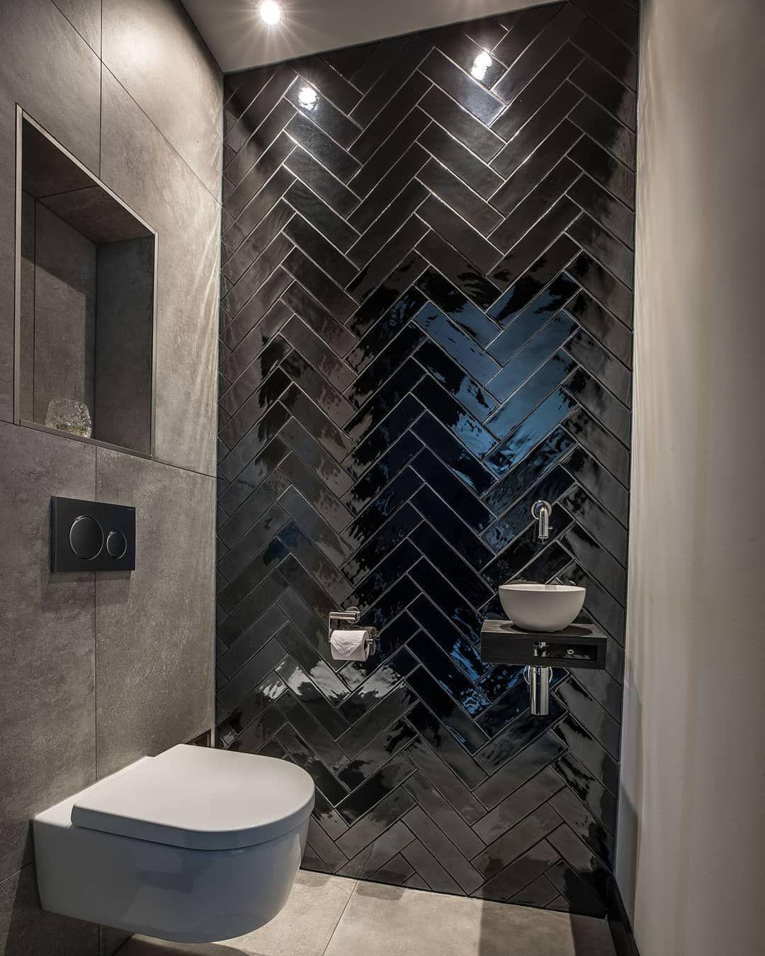 Schone Wand Toiletdesign Toilet Toiletinspiration House