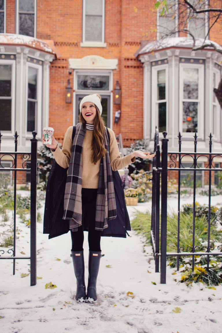 5 Tips for Warm Winter Layering is part of Clothes Winter Travel - Sharing five important tips for how to layer winter clothes so you can go from indoor to outdoor with no problem and still look stylish
