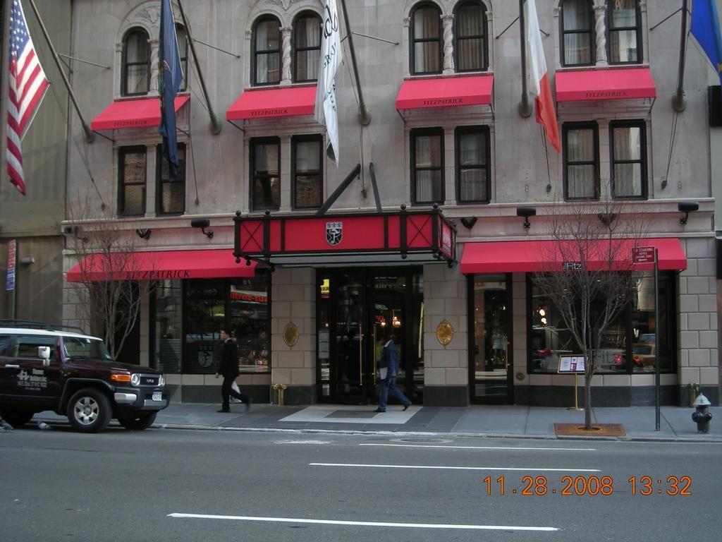 Fitzpatrick hotel. by Glendale Awning Company