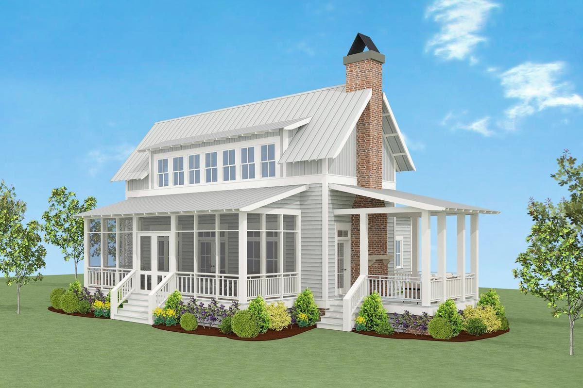 Plan 130004lls Charming Country Farmhouse Plan Porch House Plans Farmhouse Plans House Plans Farmhouse