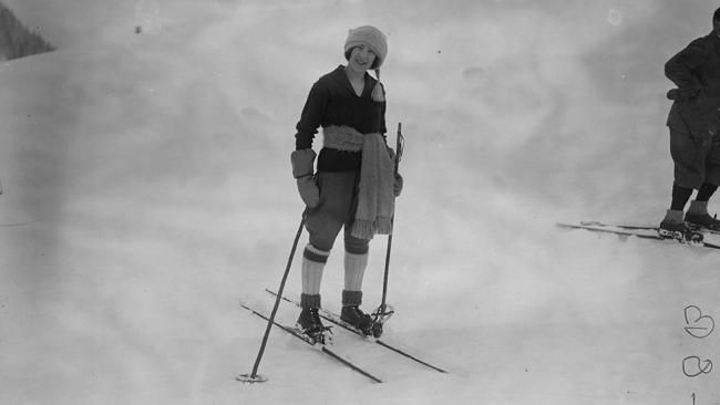 Don't Panic The Weather Channel | Vintage ski, Swiss ski