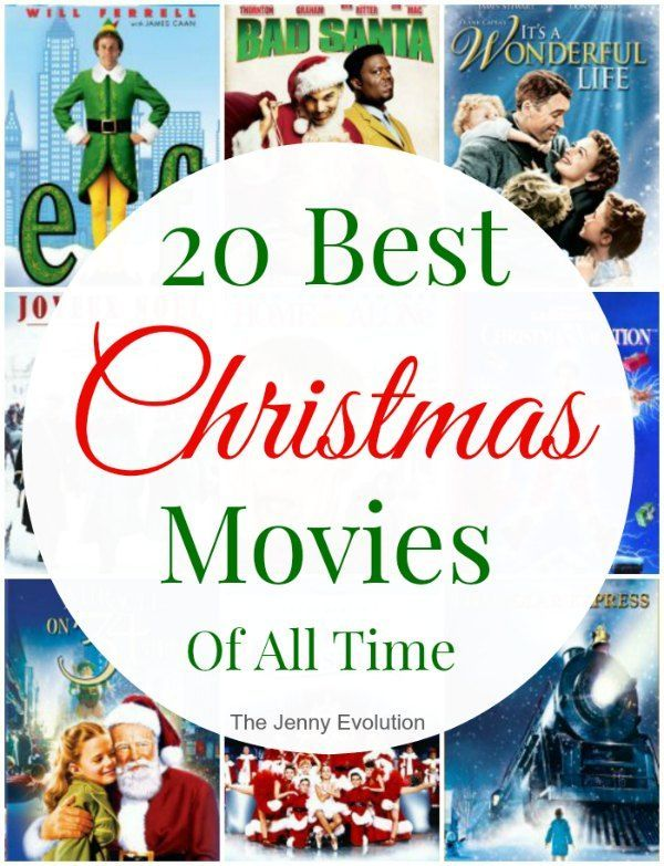 20 best christmas movies of all time the jenny evolution - Best Christmas Movies Of All Time