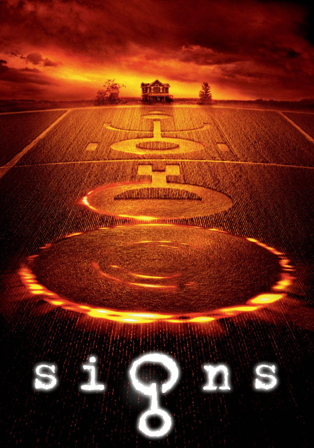 Image result for signs movie poster