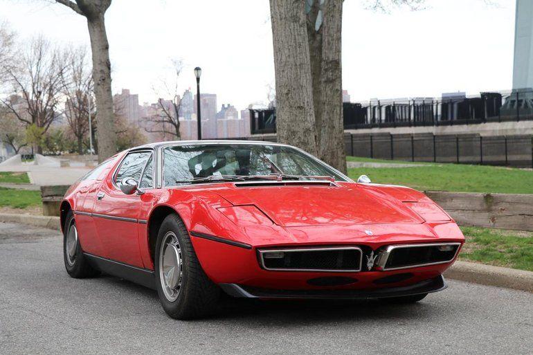 1973 Maserati Bora for Sale Maserati bora, Maserati