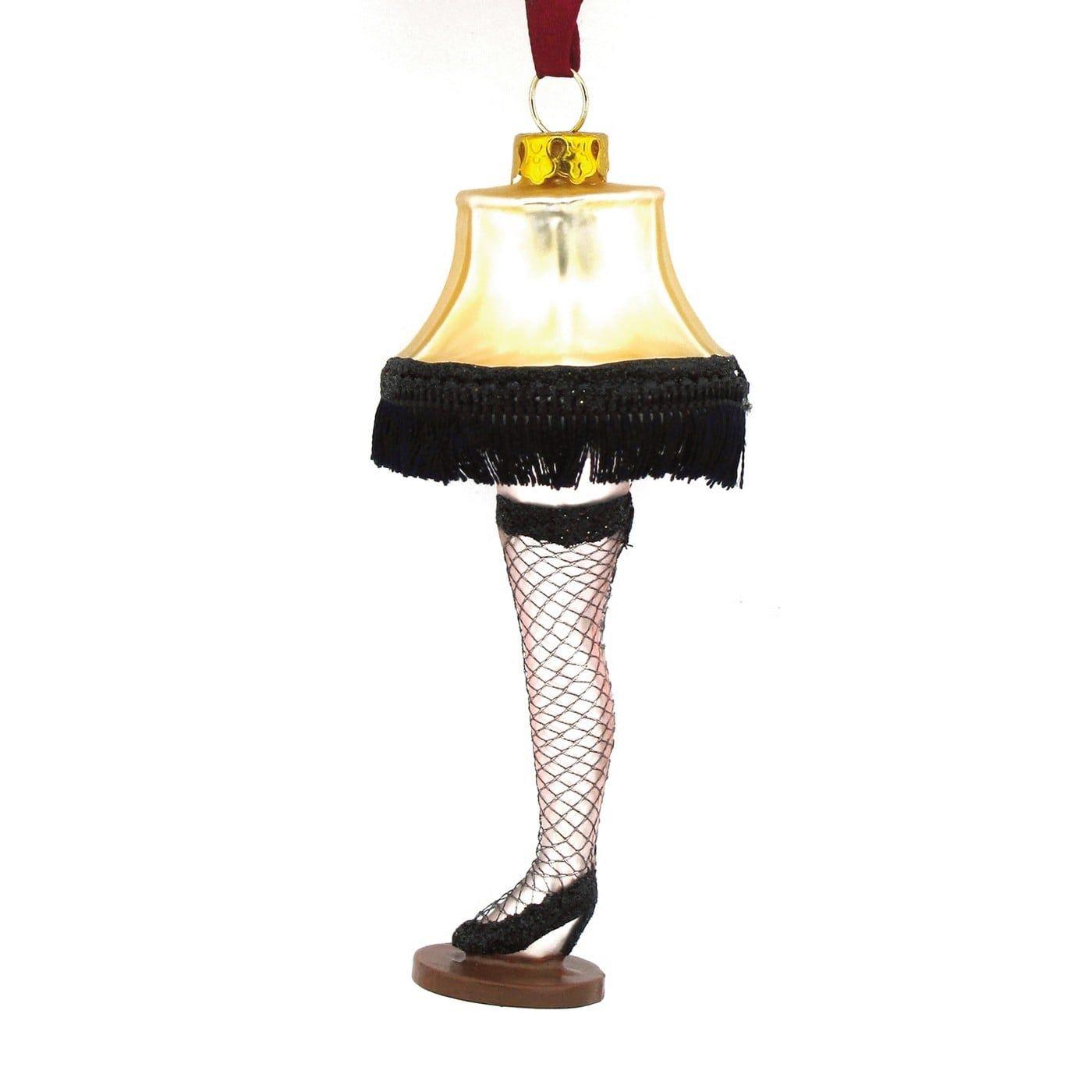 Hallmark A Christmas Story Glass Leg Lamp Christmas Ornament Christmas Story Leg Lamp A Christmas Story Leg Lamp