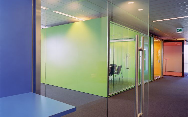 Imagine These: Corporate Interior Design | Headquarter Ricoh Europe | Hofman Dujardin Architects