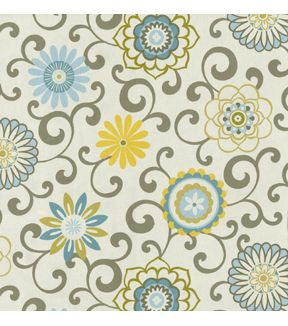 Home Decor Print Fabric Waverly