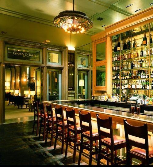 Le Bar Du Soho Grand Hotel De New York