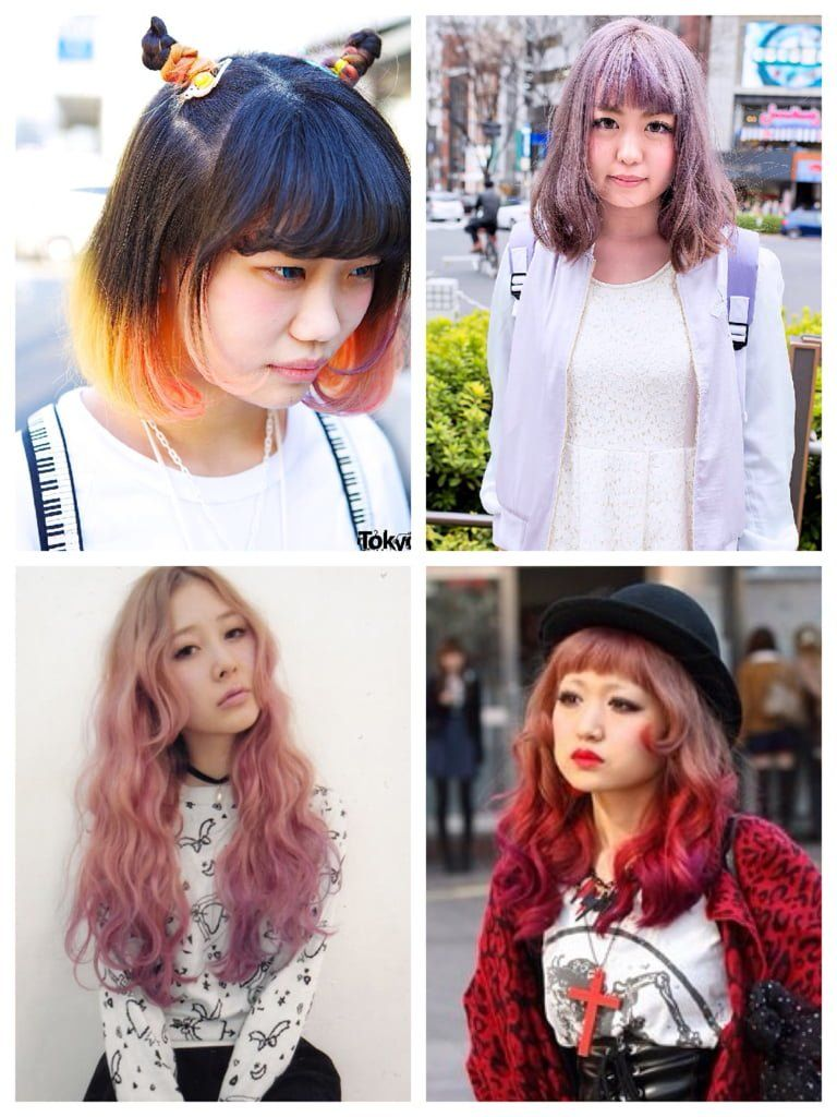 Anime Hairstyles For Girls Real Life Anime Hairstyles In Real Life Hair Styles Girl Hairstyles