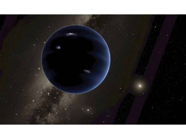 New claim: Ninth planet may exist in solar system - The Express Tribune