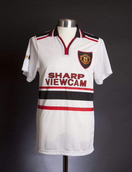 Manchester United 1999 Fa Cup Semi Shirt Manchester United Football Club Manchester United Football Semi Shirt