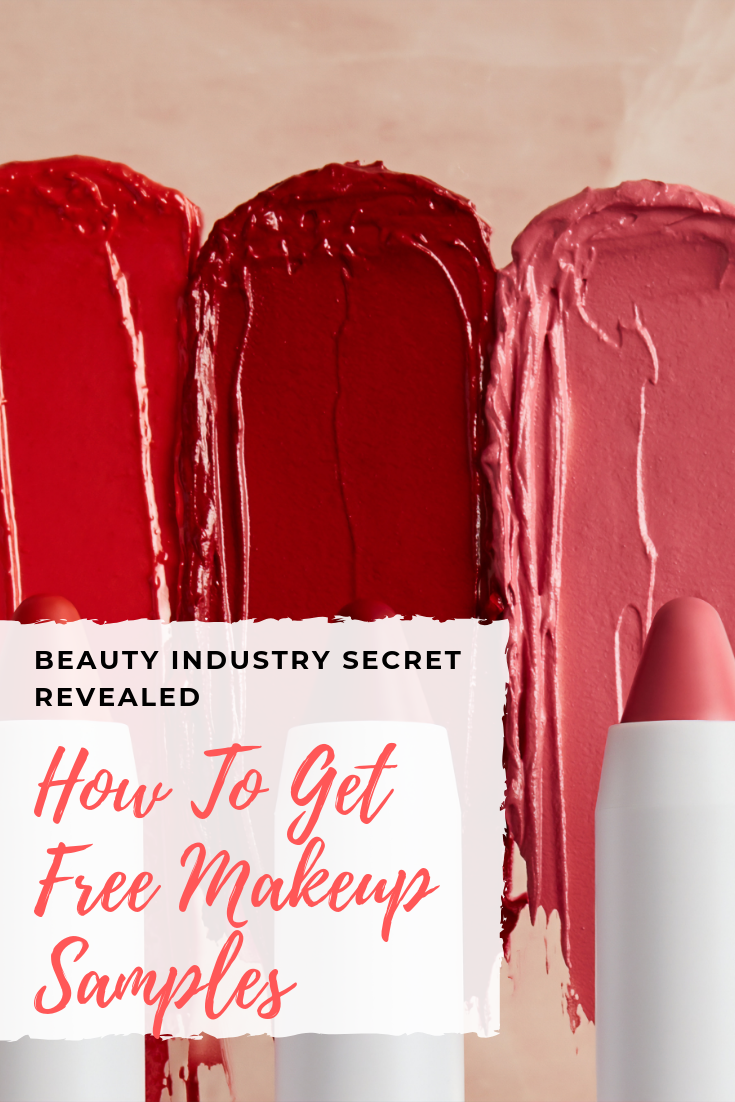 Free samples makeup Free makeup samples, Get free makeup