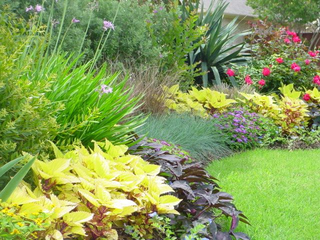 Landscape Designer Highland Park Dallas Texas Shade Landscaping Plants Garden Landscape Design