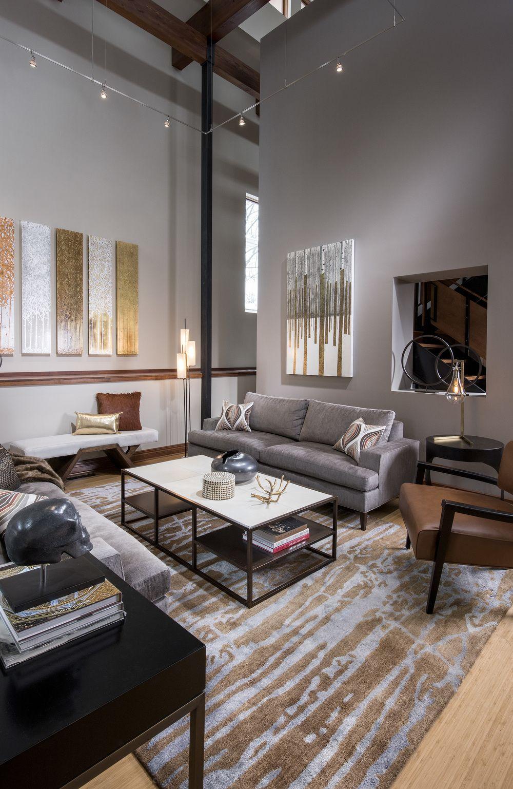 Best 25  Masculine living rooms ideas on Pinterest | Grey living ...