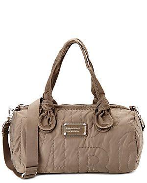 Marc Jacobs Pretty Nylon Max Barrel Bag